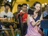 Pianovers Meetup #109, Chia I-Wen performing