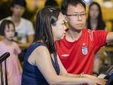 Pianovers Meetup #109, Jenny Soh, and Kenny Chia
