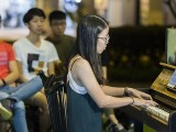 Pianovers Meetup #109, Grace Leong performing