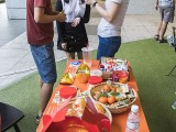 Pianovers Meetup #110 (CNY Themed), Pianovers enjoying CNY Goodies #4