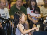 Pianovers Meetup #110 (CNY Themed), Nie Xin Miao performing
