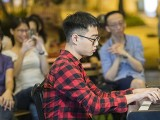 Pianovers Meetup #110 (CNY Themed), Kendrick Ong Bing Shao performing