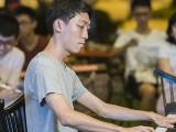 Pianovers Meetup #110 (CNY Themed), Wong Jiaxin performing