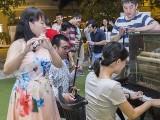 Pianovers Meetup #110 (CNY Themed), Pianovers jamming #1