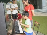 Pianovers Meetup #111, Young Pianovers playing