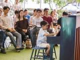 Pianovers Meetup #111, Hong Ghee performing