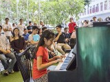 Pianovers Meetup #111, Valerie Gan performing