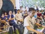 Pianovers Meetup #111, Gan Theng Beng performing