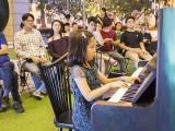 Pianovers Meetup #111, Amy Li performing