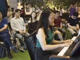 Pianovers Meetup #111, Andrea Lim performing