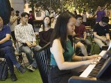 Pianovers Meetup #111, Andrea Lim performing
