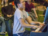 Pianovers Meetup #111, Hiro performing for us