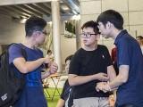 Pianovers Meetup #111, Ma Yuchen, Xavier Hui, and Jonathan Lam
