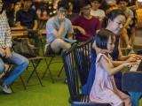 Pianovers Meetup #111, Jenny Soh, and Chia I-Wen performing