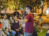 Pianovers Meetup #111, Max Zheng sharing with us