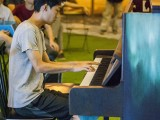 Pianovers Meetup #111, Wong Jiaxin performing