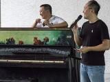 Pianovers Meetup #112, Gavin Koh, and Sng Yong Meng