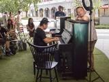 Pianovers Meetup #112, Teo Gee Yong playing, and Gavin Koh