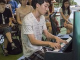 Pianovers Meetup #112, Wang Jiaxin performing