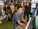Pianovers Meetup #112, Jeremy Foo, and Adlina Ashar