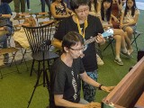 Pianovers Meetup #112, Pek Siew Tin, and Lim Ee Fong performing