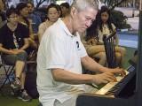 Pianovers Meetup #112, Albert Chan performing
