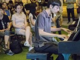 Pianovers Meetup #112, Jonathan Lam performing