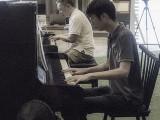 Pianovers Meetup #112, Jonathan Lam, and Gavin Koh performing