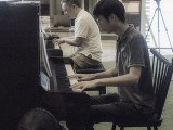 Pianovers Meetup #112, Jonathan Lam, and Gavin Koh performing
