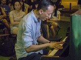 Pianovers Meetup #112, Yu Teik Lee performing