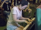 Pianovers Meetup #112, Grace Wong performing