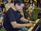 Pianovers Meetup #112, Teo Gee Yong performing