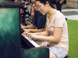 Pianovers Meetup #112, Grace Wong, and Jeremy Foo playing #2