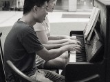 Pianovers Meetup #112, Grace Wong, and Jeremy Foo playing #3