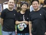 Pianovers Meetup #112, Sng Yong Meng, Lim Ee Fong, and Teo Gee Yong