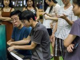 Pianovers Meetup #112, Jeremy Foo, and Jonathan Lam jamming