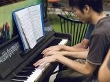 Pianovers Meetup #112, Jeremy Foo, and Jonathan Lam jamming #2