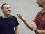 Pianovers Meetup #112, Sng Yong Meng, and Paul