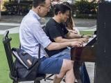 Pianovers Meetup #112, Yu Teik Lee, and Teo Gee Yong jamming