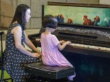 Pianovers Meetup #113, Chia I-Wen performing