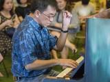 Pianovers Meetup #113, Chris Khoo performing