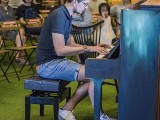 Pianovers Meetup #113, Gregoire Bonnin performing