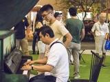 Pianovers Meetup #113, Ken Ong jamming