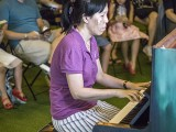 Pianovers Meetup #114, May Ling performing for us