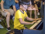 Pianovers Meetup #114, Daniel Zhang performing