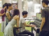 Pianovers Meetup #114, Wong Jiaxin playing