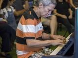 Pianovers Meetup #115 (Bach Themed), Albert Chan performing