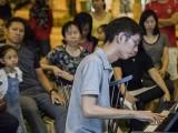 Pianovers Meetup #115 (Bach Themed), Jonathan Lam performing