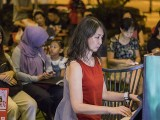 Pianovers Meetup #115 (Bach Themed), Eileen Chua performing