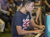 Pianovers Meetup #115 (Bach Themed), Jeremy Foo performing for us